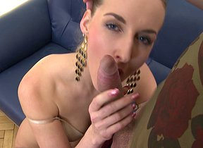 Hot mommy doing it in POV style