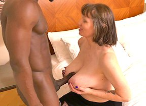 Supernaughty Brit a hreftaghousewifehousewifea cant get enough of her boyfriends ginormous black man rod