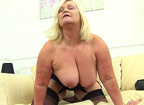 Yamsized boobed a hreftaghousewifehousewifea Lacey frolicking with herself