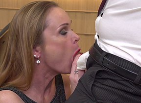 Horny a hreftaghousewifehousewifea fellating and nailing her lover